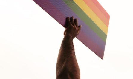 Social Justice Pride Flag at Chennai Pride