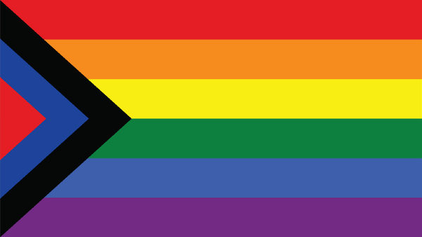 The Social Justice Pride Flag