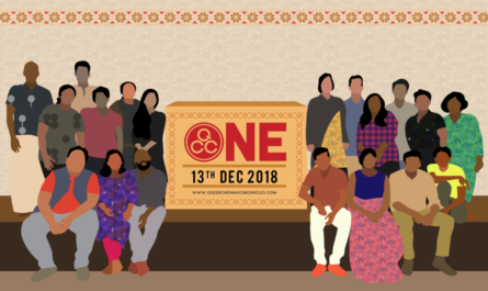 Queer Chennai Chronicles first year anniversary