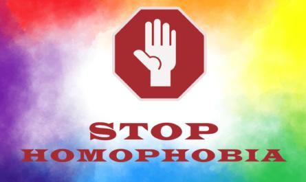 Stop Homophobia