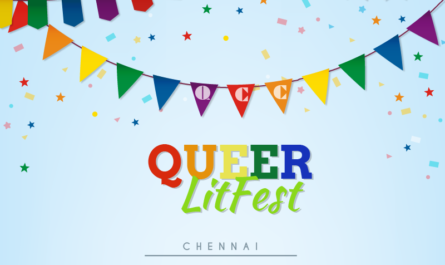 Chennai Queer LitFest 2018 Announcement