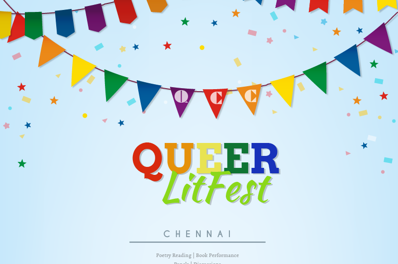 Support QCC — Queer LitFest in Chennai | Crowdfunding campaign