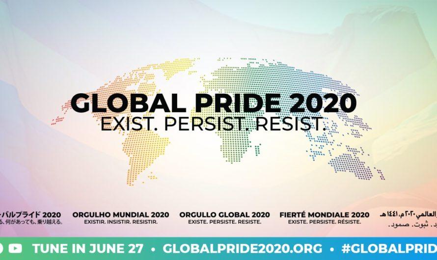 உலகளாவிய பால்புது சுயமரியாதை நிகழ்வு 2020