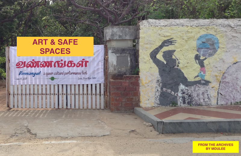 Art and safe spaces